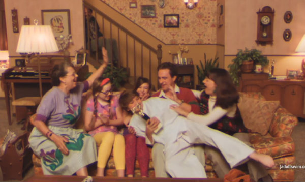 Too Many Cooks Review Polar Bears Watch Tv