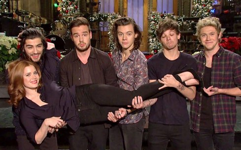 SNL-AMY-ADAMS-ONE-DIRECTION