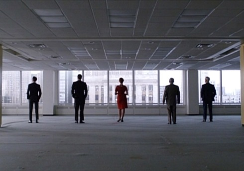 mad men final shot
